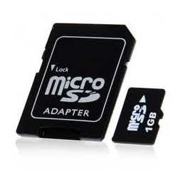 Carte Micro SD 8Go