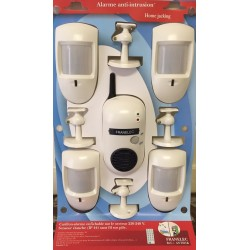 Kit alarme anti-intrusion sans fil