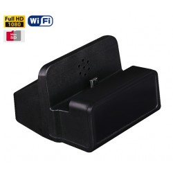 Chargeur caméra espion Wifi Full HD pour mobile Android